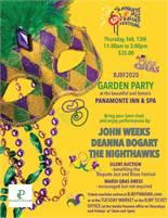 Boquete Jazz & Blues Festival Garden Party
