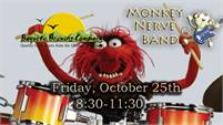 Monkey Nerve at the Brewery