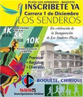 Carrera Plaza Los Senderos
