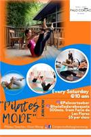 Zumba Fitness and MatPilates at Palo Cortao', Hotel Ladera