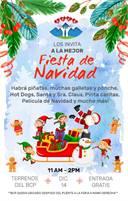Fiesta de Navidad / Children's Christmas Party at BCP