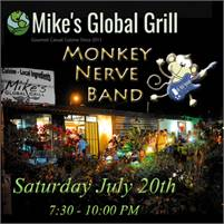 Monkey Nerve at Mike's