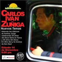 Carlos Ivan Zuñiga Live