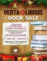 Book Sale / Venta de Libros