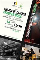 Chamber Music Group Clarinon  at Boquete Library