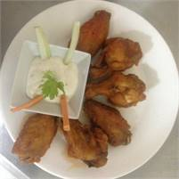 Wing Wednesday at Boquete Sandwich Shop