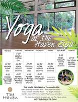 Yoga at the Haven