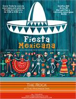 BUFFET TACO FIESTA MEXICANA AT THE ROCK