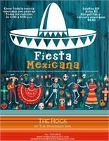 BUFFET TACO FIESTA MEXICANA AT THE ROCK