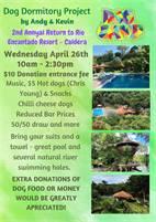 Venta de Patio for Dog Camp