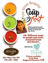 The Great Boquete Soup Fest