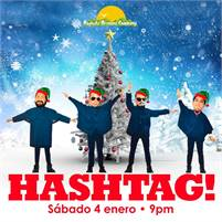 Friday Live Music with Hashtag at Boquete Brewing Company!