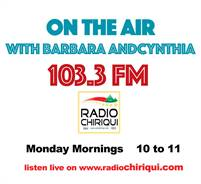 On the Air with Cynthia and Barbara