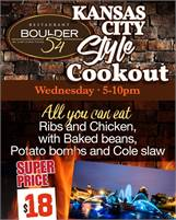 Wine Down Wednesdays at Boulder 54