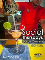 Social Thursday is back!