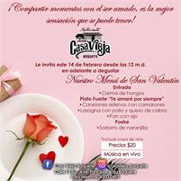 July Specials at Casa Vieja!