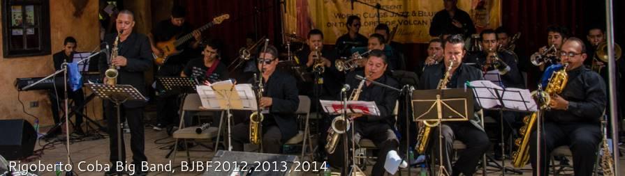 Rigoberto Coba Big Band